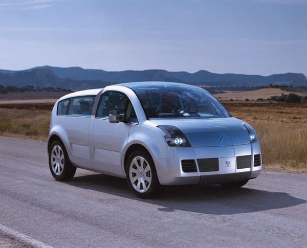 Les voitures du futur