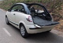 Citroën C3 cabriolet Pluriel 1.4 HDi Le succès est au rendez-vous