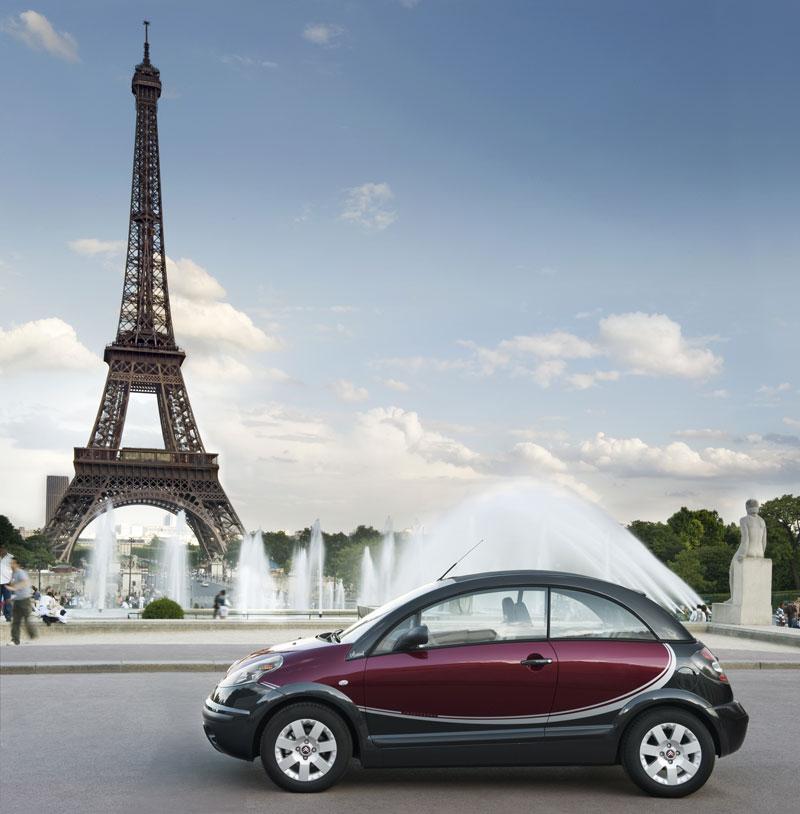 Citroën C3 Pluriel Charleston (Vidéo) Une version haut de gamme de la C3 Pluriel