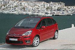 Citroën C4 Picasso 1.6 HDi FAP Exclusive Malgré le petit diesel, le C4 Picasso démontre de réelles capacités