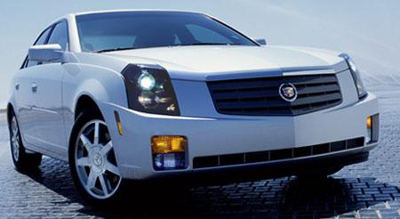 Cadillac CTS 3.6 V6 Sport Luxury En ville, pas moyen de passer inaperçu