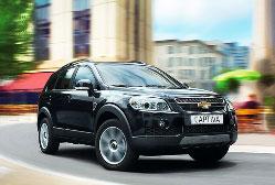 Chevrolet Captiva 2.0 VCDi LT 4WD La qualité accessible aux bourses mesurées