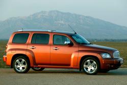 Essai Chevrolet HHR 2.4e LT (High Heritage Roof) (Vidéos) Personne ne restera indifférent