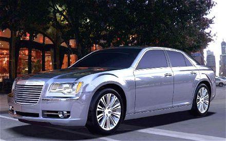 Voici la vidéo officielle de la nouvelle berline Chrysler 300. Automobile qui sera la star du stand ...