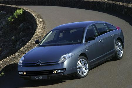 Citroën C6 Il faudra s'habituer