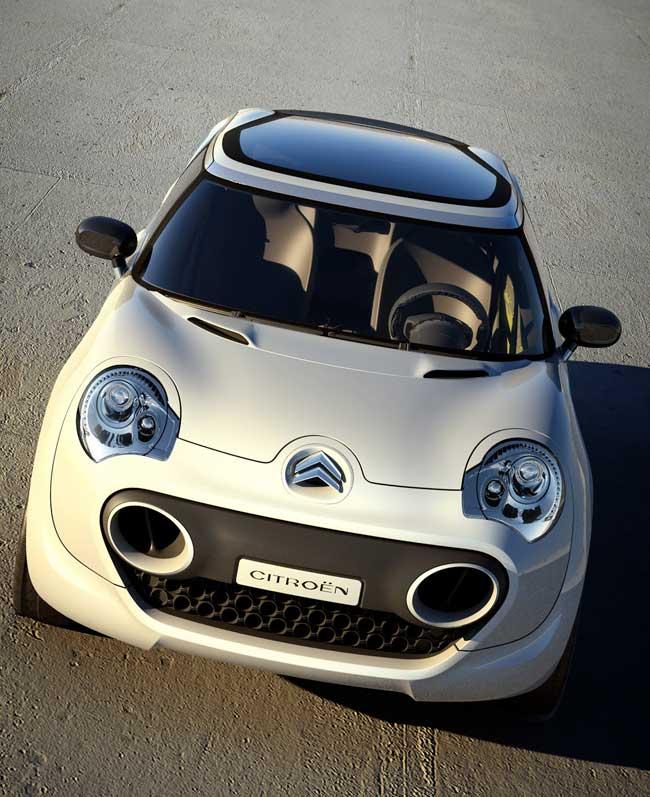 Citroën C-Cactus Une vision écologique et attractive de l'automobile