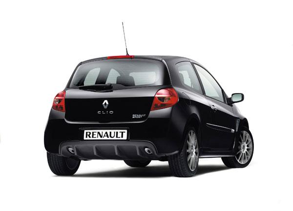 Clio Renault Sport Luxe Du raffinement pour la petite sportive