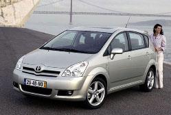 Toyota Corolla-Verso 2.2 D-4D Sol 136 cv Cinq ans de garantie limitée à 150 000 kms