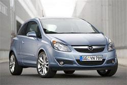 Opel Corsa 1.4 Twinport Cosmo bvm5 Principalement destinée à la ville