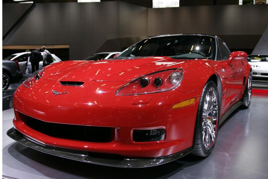 En endossant le label ZR1, cette belle Américaine devient la plus puissante des Corvette jamais cons...
