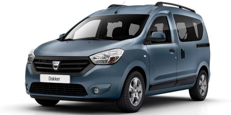 Dacia a présenté un nouveau ludospace, dérivé du récent Lodgy, le Dokker. À l'occasion du salon se t...