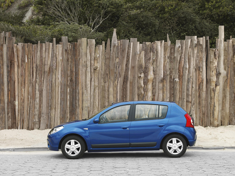 Essai Dacia Sandero 1.4 MPI Ambiance (Vidéo)  Robustesse, simplicité, modicité, modestie
