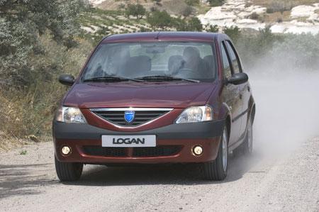 La Dacia Logan rencontre un formidable succès
