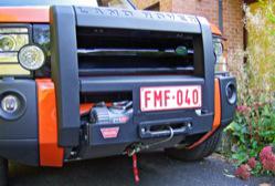 Essai Land Rover Discovery 2.7 TDV6 HSE  Prolongement évident de la virilité défaillante ?