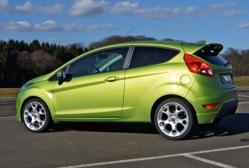 Ford Fiesta 1.6i Sport - Essai  Un jouet solide et efficace qui peut assurer du plaisir