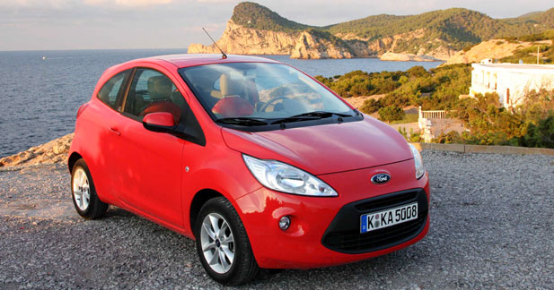 Essai Ford Ka 1.2 essence (Vidéos) Inchangée pendant 12 ans