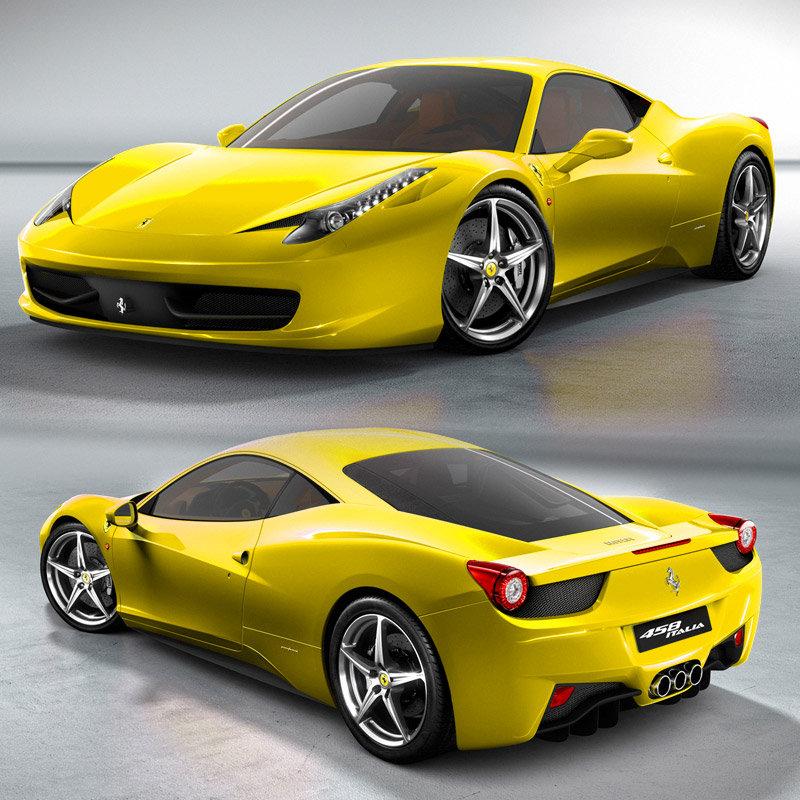 Ferrari 4x4: Un 4x4 Se Gare Sur Une Ferrari 458 Italia (Vidéo) Quand