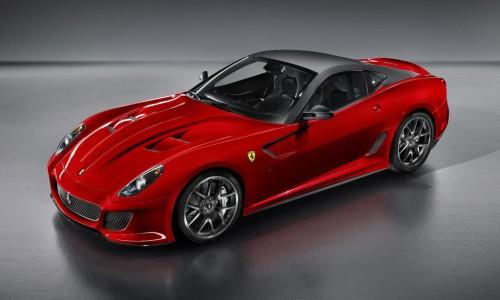 Ferrari nous présente sa 599 GTO,(vidéo)  En détail.
