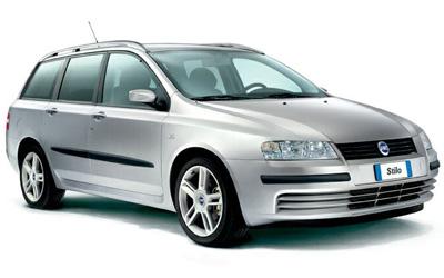 Fiat Stilo Multi Wagon 1.9 JTD Dynamique Encore des défauts...