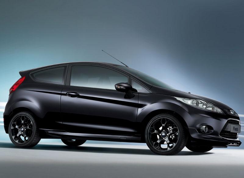 Ford Fiesta Sport Platinium : à partir de 19 500€.