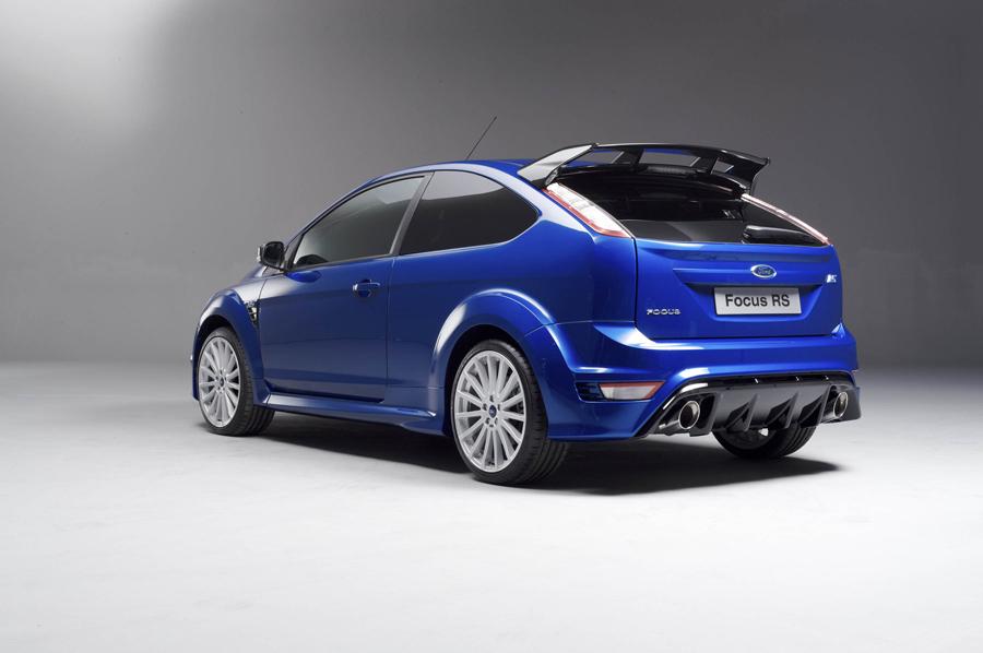Nouvelle Ford Focus RS (Vidéos) Un tarif explosif de 33 650 euros !