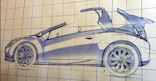 Le futur roadster de Kia