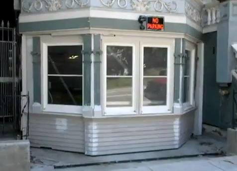 Un garage caméléon à San Francisco (Vidéo)