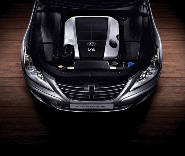 Hyundai Genesis Coréen certes, mais Hyundai a le sens des valeurs