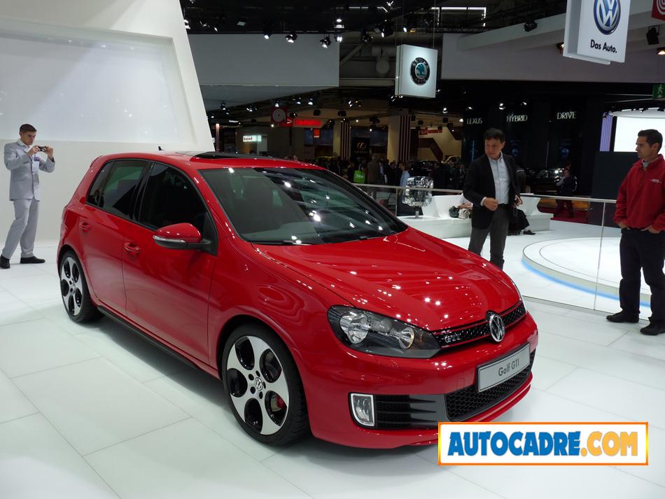 Comme tout le monde le sait, à chaque Golf, s'associe une GTI. C'est donc en toute logique que VW vi...