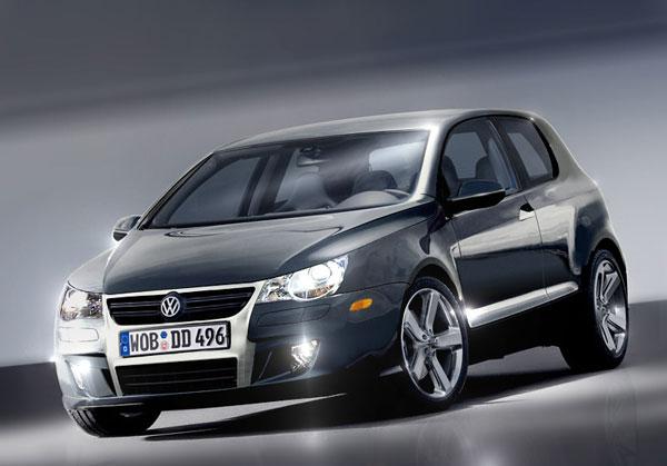 Volkswagen reporte la sortie de la nouvelle Golf 6 Pour le printemps 2008