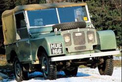 Histoire de Land Rover, 60 ans d'innovations D'abord considéré comme un bouche-trou