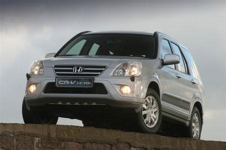 Honda CR-V 2.2 CTDi Sûr, confortable, habitable, sobre...