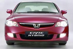 La nouvelle Civic Hybrid associe un moteur électrique devenu plus compact à un propulseur sophistiqu...