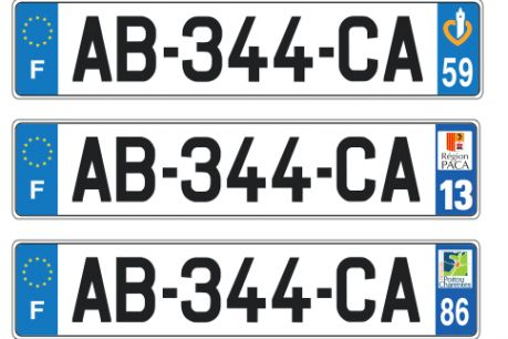 Depuis le 15 octobre 2009, les véhicules d'occasion sont immatriculés dans le Système d'Immatriculat...