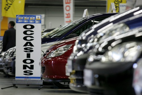 481 179 voitures d'occasion vendues pour le mois d'Avril 2014!