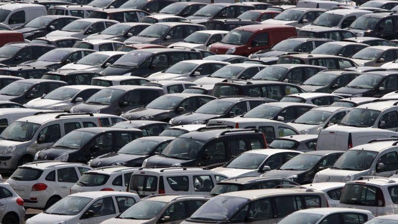 Les ventes de voitures neuves augmentent de 5.8% en Avril