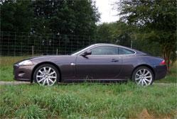 Jaguar XK Coupé 3.5 V8 Une notoriété indiscutable