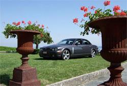 Jaguar XJR 4.2 V8 Comportement, confort, performances, grand luxe