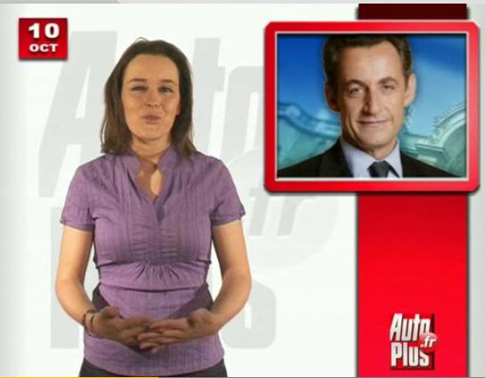 Au sommaire : - Nicolas Sarkozy au Mondial. - Paris 2008 : PGO Hemera. - Cadillac CTS Break à Par...