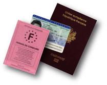 État civil : Pièces d'identités des emprunteurs Carte de séjour Photocopie(s) du (ou des) livret(...
