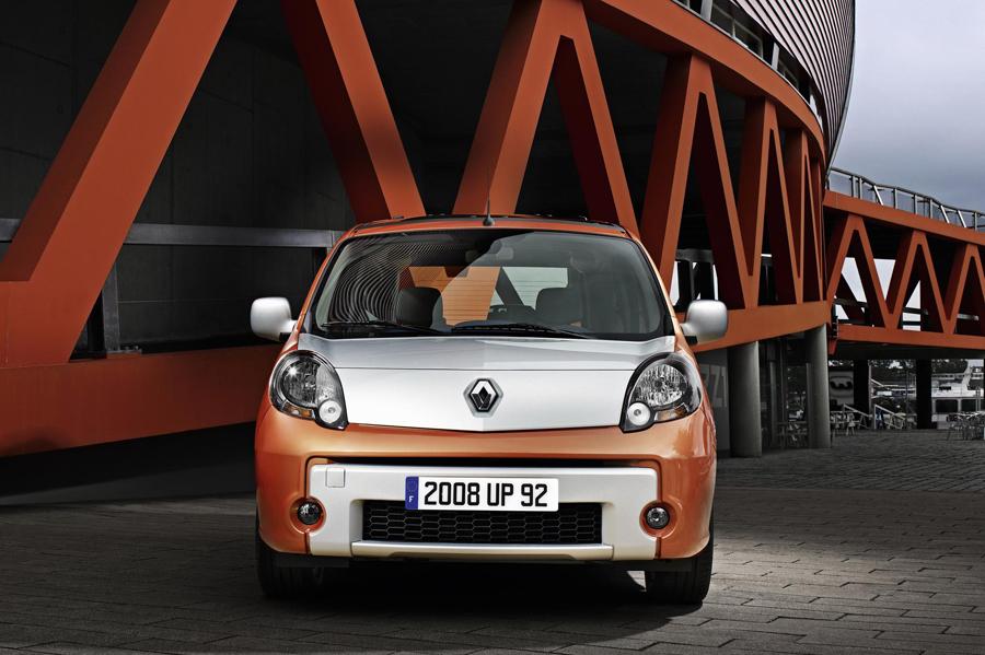 Renault Kangoo Be Bop (Vidéo)  Un aspect baroudeur urbain prêt pour l'évasion