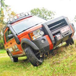Land Rover Discovery 2.7 TDV6  70% de la production Land Rover roule toujours