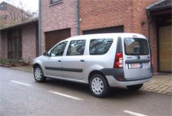 Dacia Logan MCV 1.6e Ambiance break 7 places  Tarif défiant toutes les concurrences