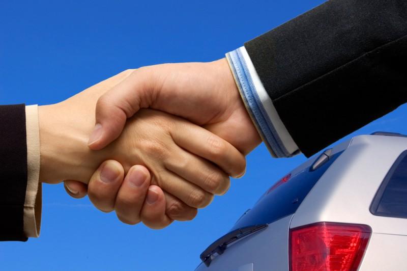L'achat de voiture, par mandataire