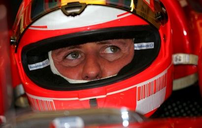 Michael Schumacher se fait passer pour Marcel Niederhausen Désillusion pour Schumacher