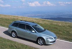 Mazda 6 - 2.0 CDVi Low Power - 121 cv A la fois sain et plaisant