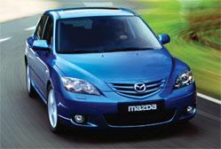 Mazda 9 - 1.6 CDVi TSi - 109cv Moteur emprunté à PSA, le 1.6 HDi