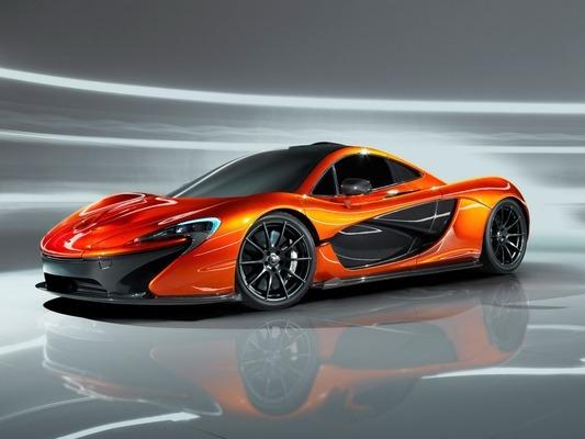 McLaren a donné des informations supplémentaires concernant la P1. Au cours d'une présentation privé...