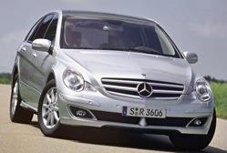 Essai de la Mercedes R280 3.0 Cdi  A la fois cosy comme un salon et rapide comme un félin
