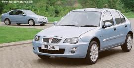 Le constructeur automobile MG-Rover fait l'actualité, mais ce n'est pas en bien. 5.000 personnes sav...